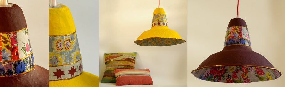 Suspension Bohème, Collection Objets Trouvés, web shop : http://www.boutiqueobjetstrouves.fr/objets-pour-%C3%A9clairer/suspensions-boh%C3%A8mes/  lampe, Suspensions luminaires designs - boutique objets trouves