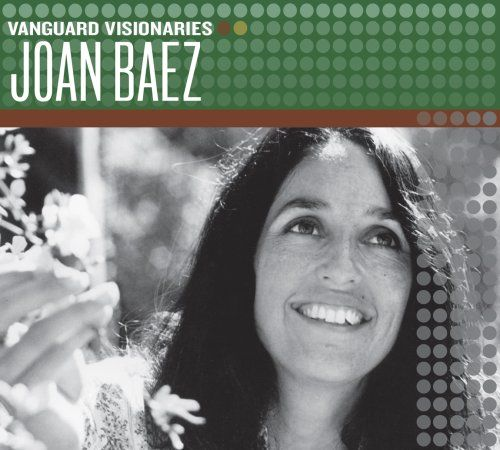 No need to introduce Joan Baez, to me the greatest folk singer