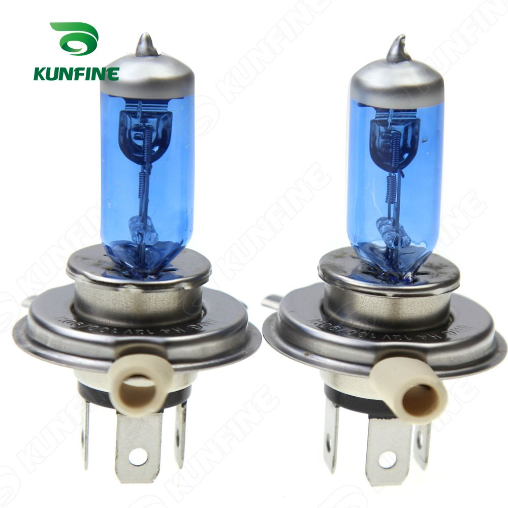 E Marked H4 Halogen Bulb Super Bright Auto Halogen Bulb Car Headlight With High Quality Drop Shipping With Images Car Lights Car Headlights Halogen Bulbs