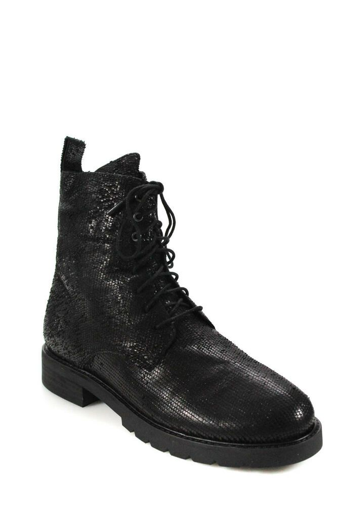 113e699165 eBay Advertisement) Eileen Fisher Womens Leather Lace Up Ripley 2 ...