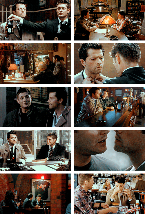 Fbi au deans 1st case with his new partner castiel is a disaster fbi au deans 1st case with his new partner castiel is a disasteran sticks with him though properly knotting cas tie bc the dude cant do it to ccuart Gallery