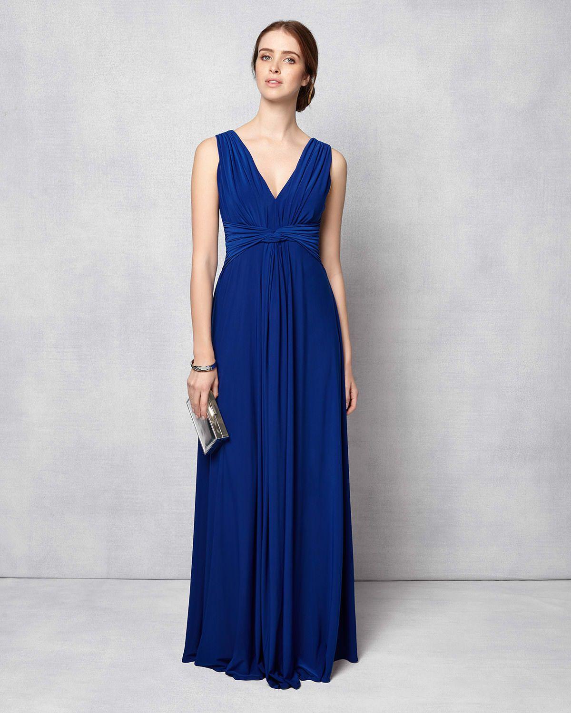 Phase Eight Arabella Full Length Dress Blue   Weddings   Pinterest