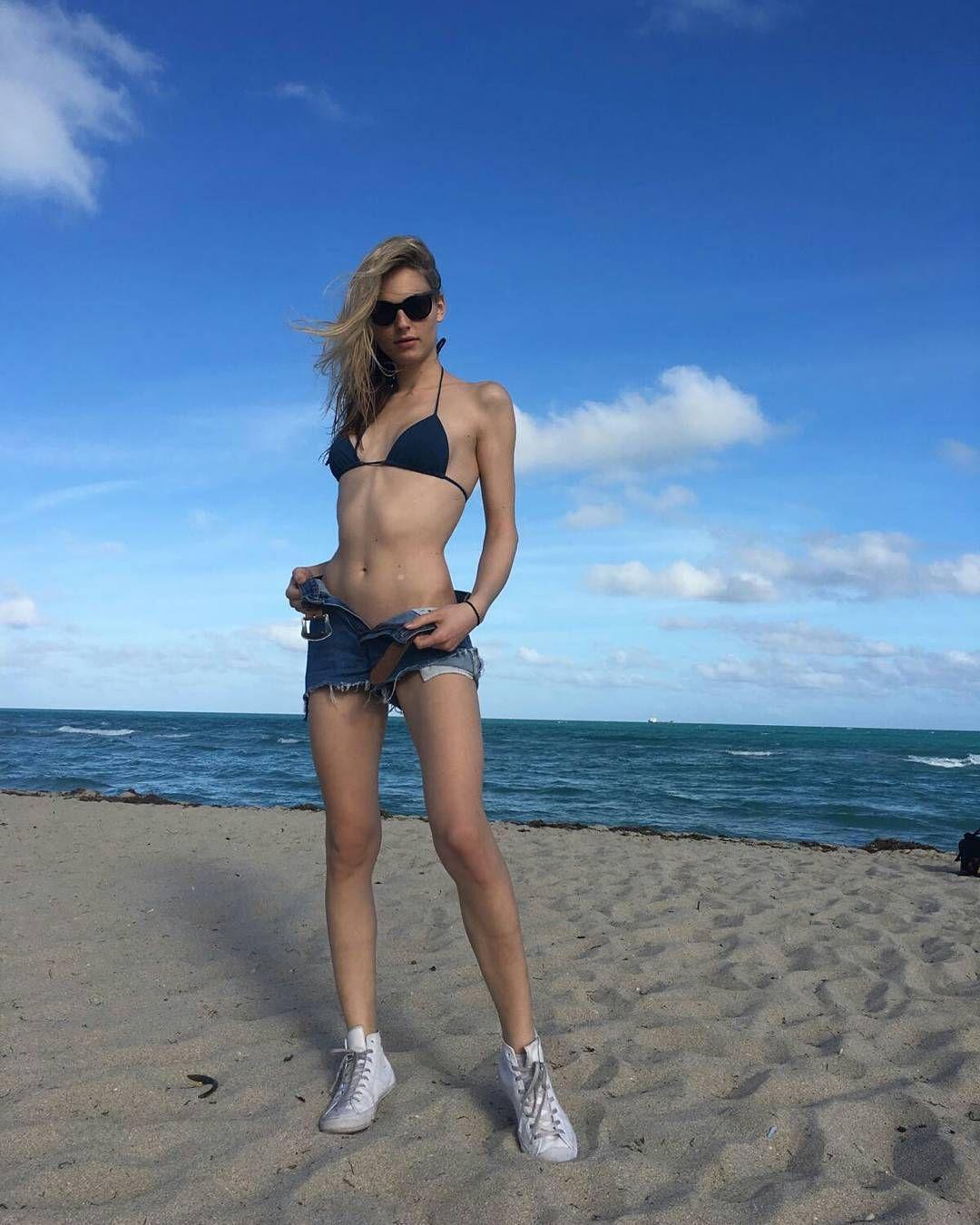 Hot Transgender In Bikini