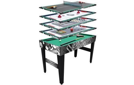 """RT https://t.co/ugIXVm5vGE MD Sports 48"""" 12 in 1 Combination Game Table https://t.co/pkqiECfodm #skincare #sport https://t.co/fvb7GhJjD7"""