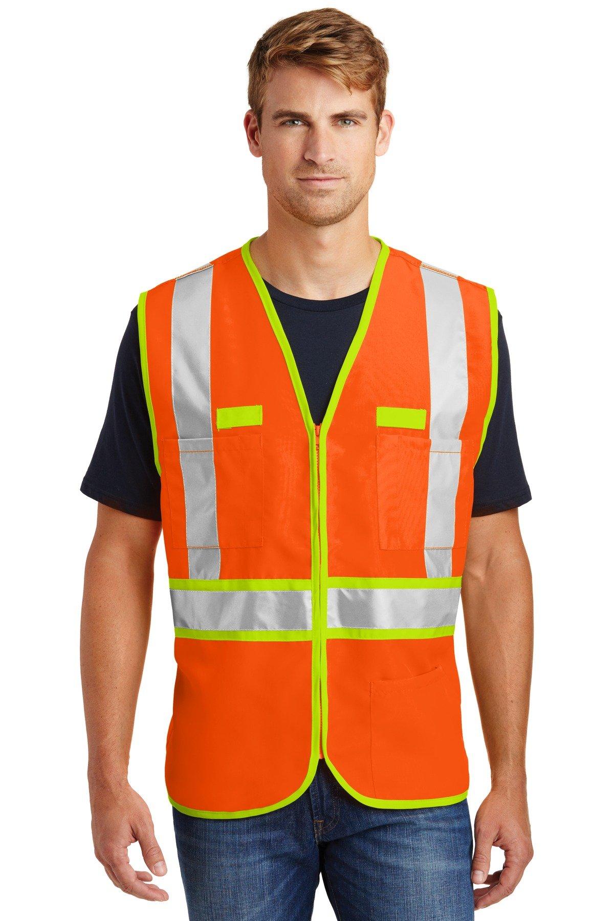 CornerStone ANSI 107 Class 2 DualColor Safety Vest