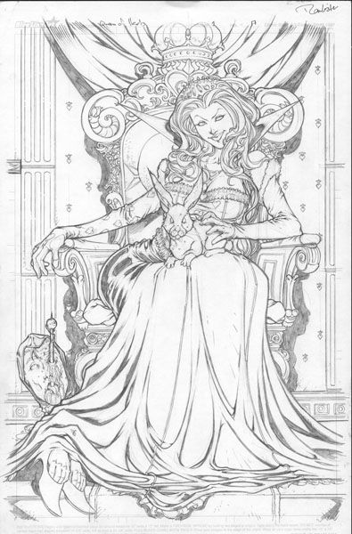 Zenescope\'s Grimm Fairy Tales: Queen of Hearts Issue Page 17 by ...