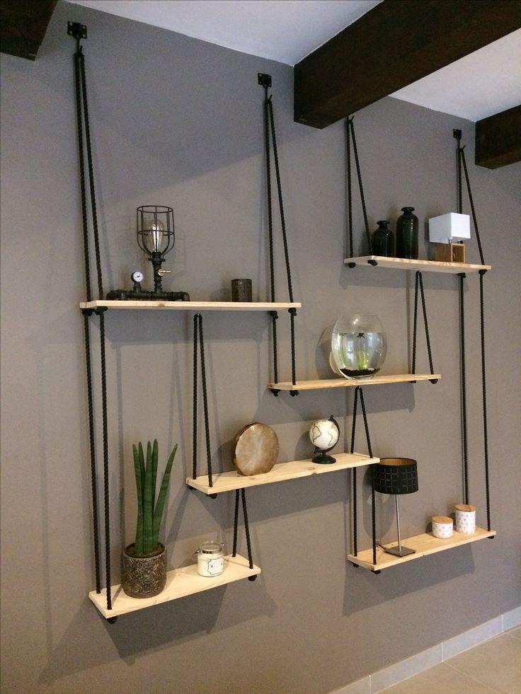 Photo of #dekorideen Naturholzregale – New Ideas – dekordeu