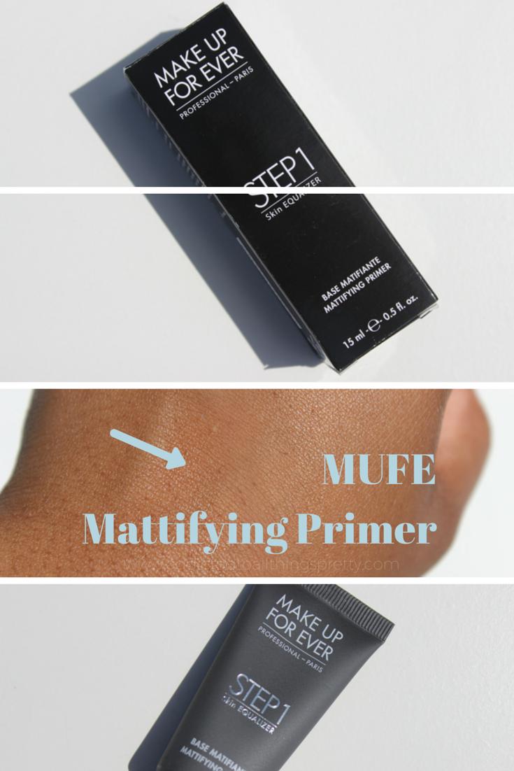 Make Up For Ever Mattifying Makeup Primer Makeup primer
