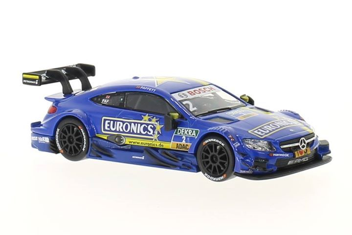 Dieser Mercedes-AMG C 63 S DTM im Maßstab 1:43 von Uni-Fortune wird im Frühling erhältlich sein.   This Mercedes-AMG C 63 S DTM in scale 1:43 is announced by Uni-Fortune and will be available in Spring.  Modelcarworld: http://ow.ly/WE0N308grn3  American-Excellence: http://ow.ly/gjcS308grqR