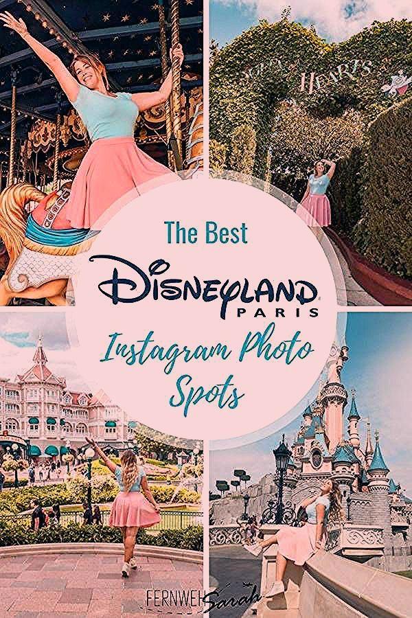 Photo of Most instagrammable Disneyland Paris Photo Spots – Disney your Instagram!