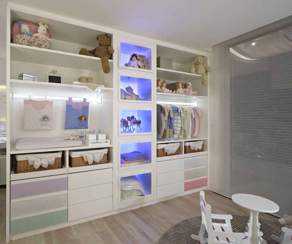 Inspira O Da Semana Babies Nursery And Room ~ Decoração De Quarto De Bebe Pequeno