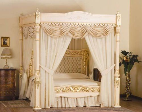 The World S Most Expensive Bed Royal Bed Bedroom Interior