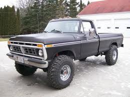 This looks like Dakota's truck