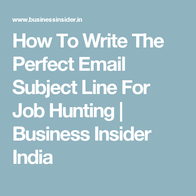 Subject Line Email Resume. emailing a resume amazing email for ...