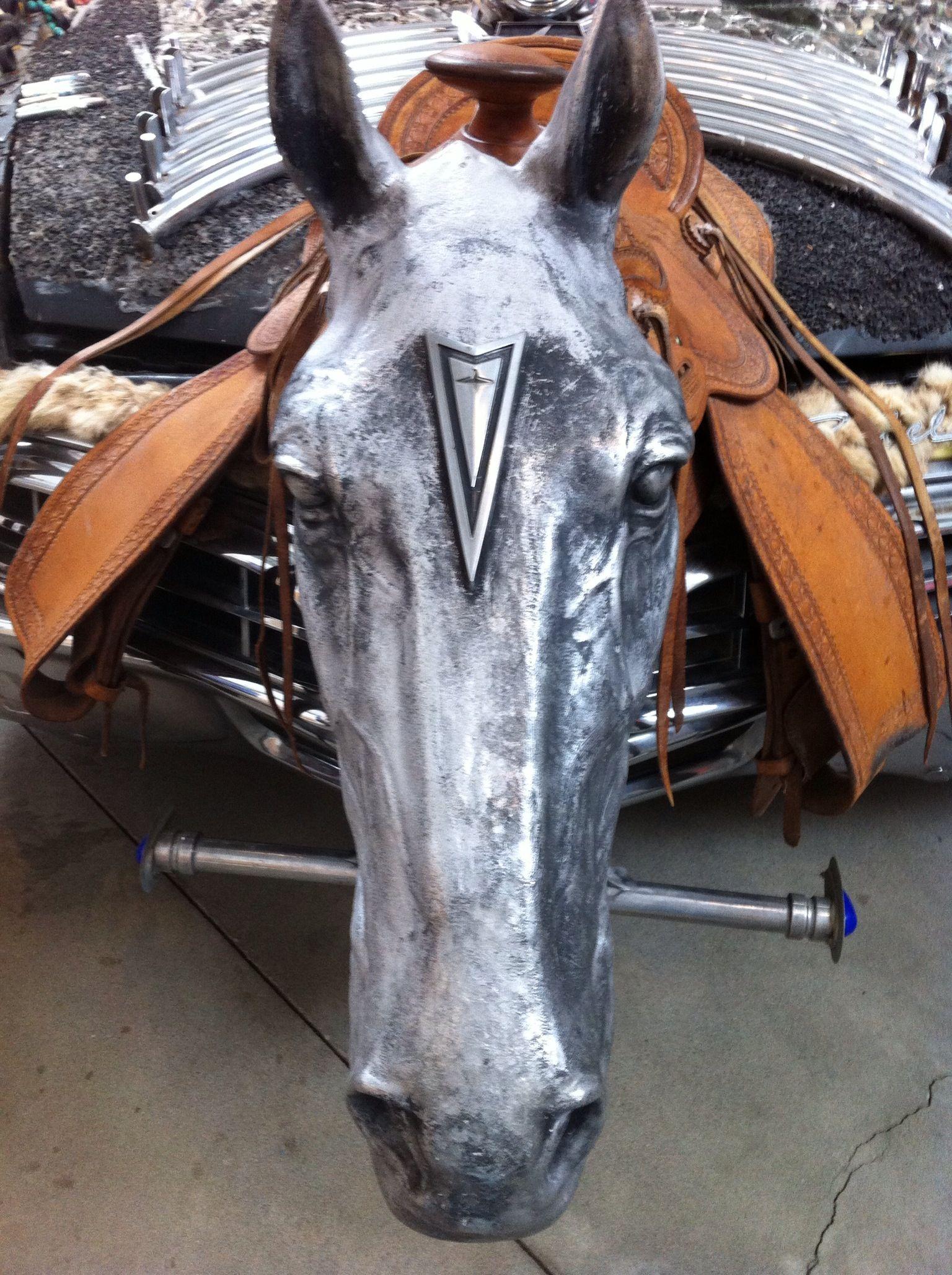 Chevy horse art car di Rosa gallery Napa CA Art Cars