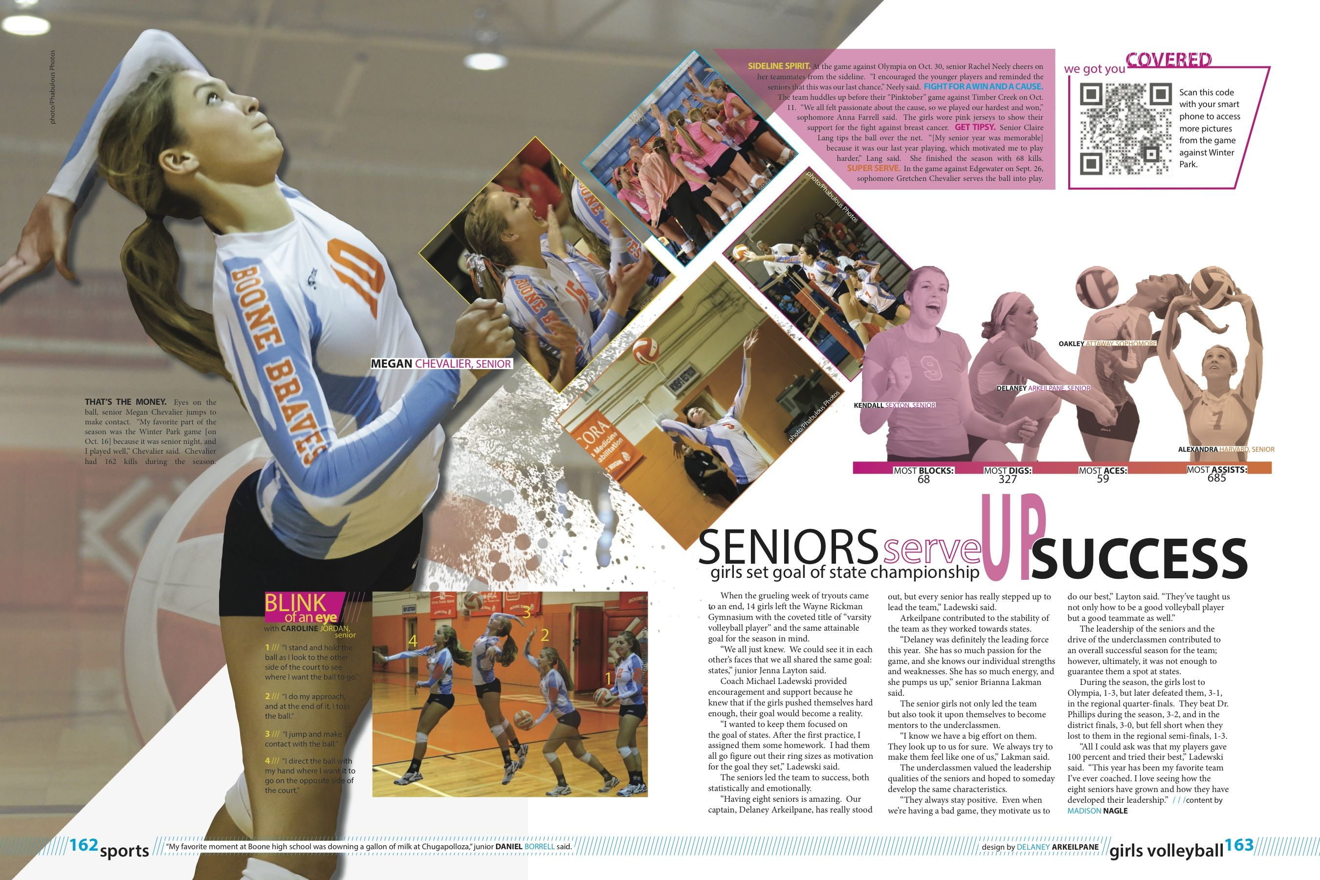 Pin on Page Layout Inspiration  |Academic Spreads For Yearbook Ideas