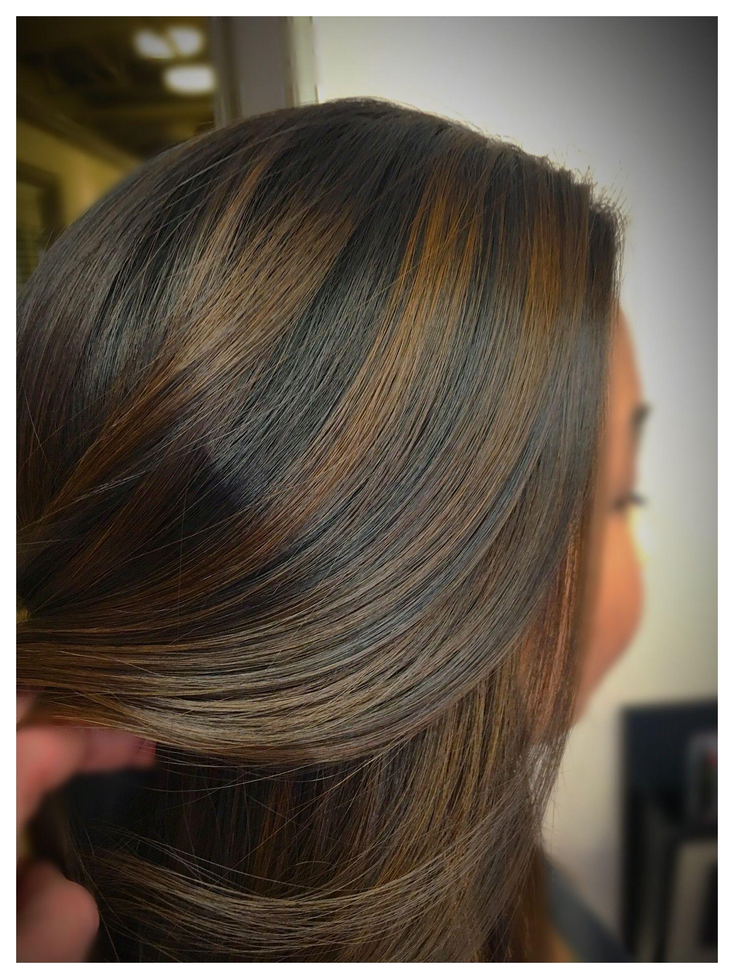 Brunette Hair Styles Hair Studio Brunette