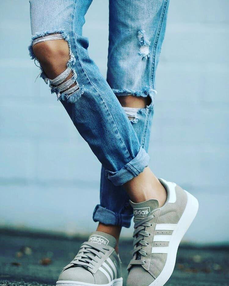 Tranquilidad de espíritu almacenamiento Viaje  Adidas #comfortable #grey | Adidas shoes women, Adidas women, Adidas campus