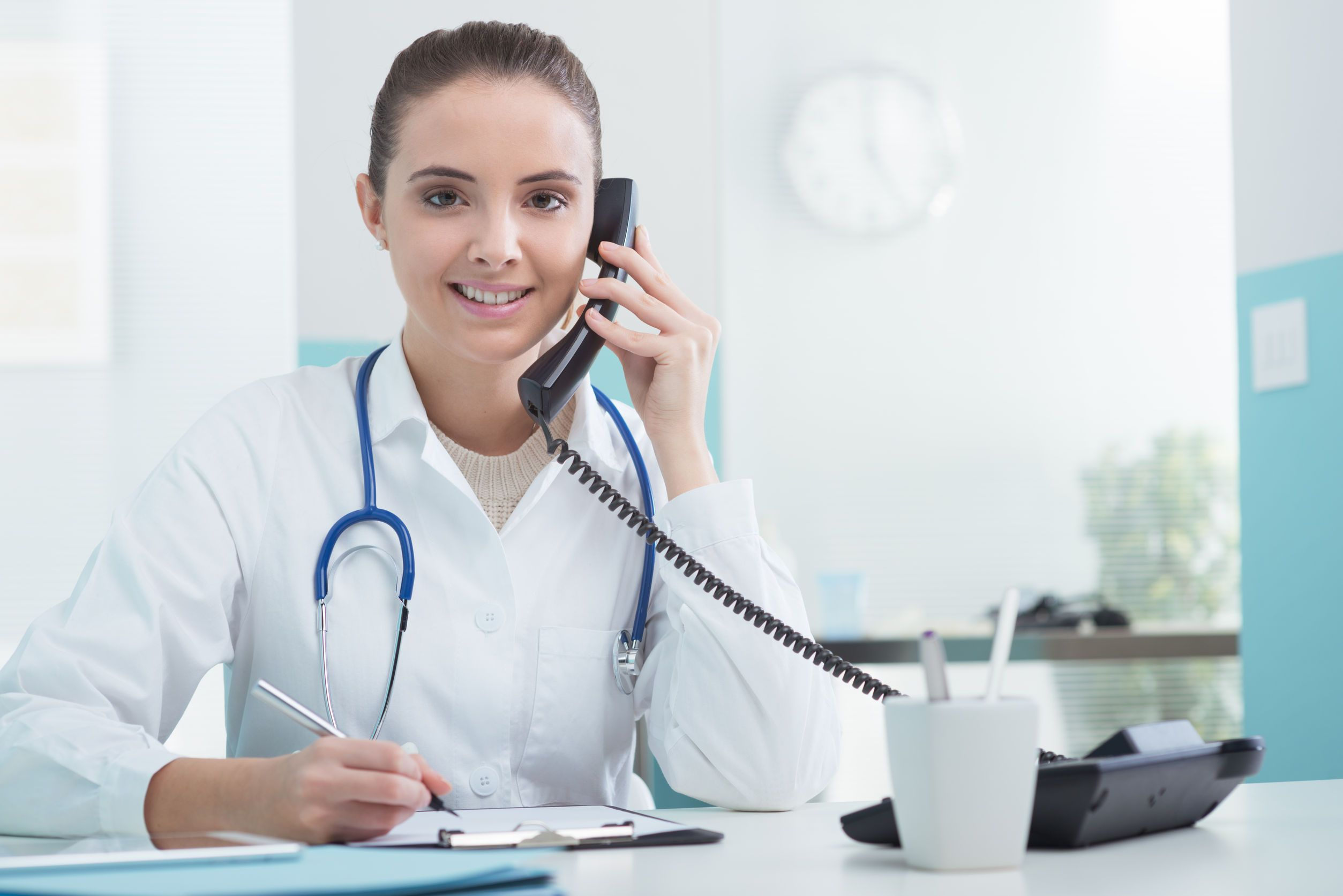 offers professional medical call center