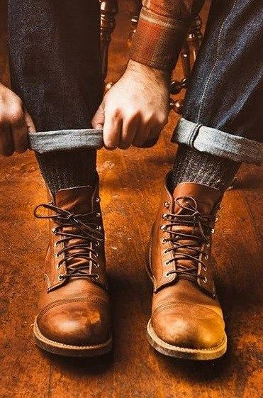 81c0310d249 5 Must Have Shoes in Every Man's Wardrobe | Shoes | Boots, Red wing ...