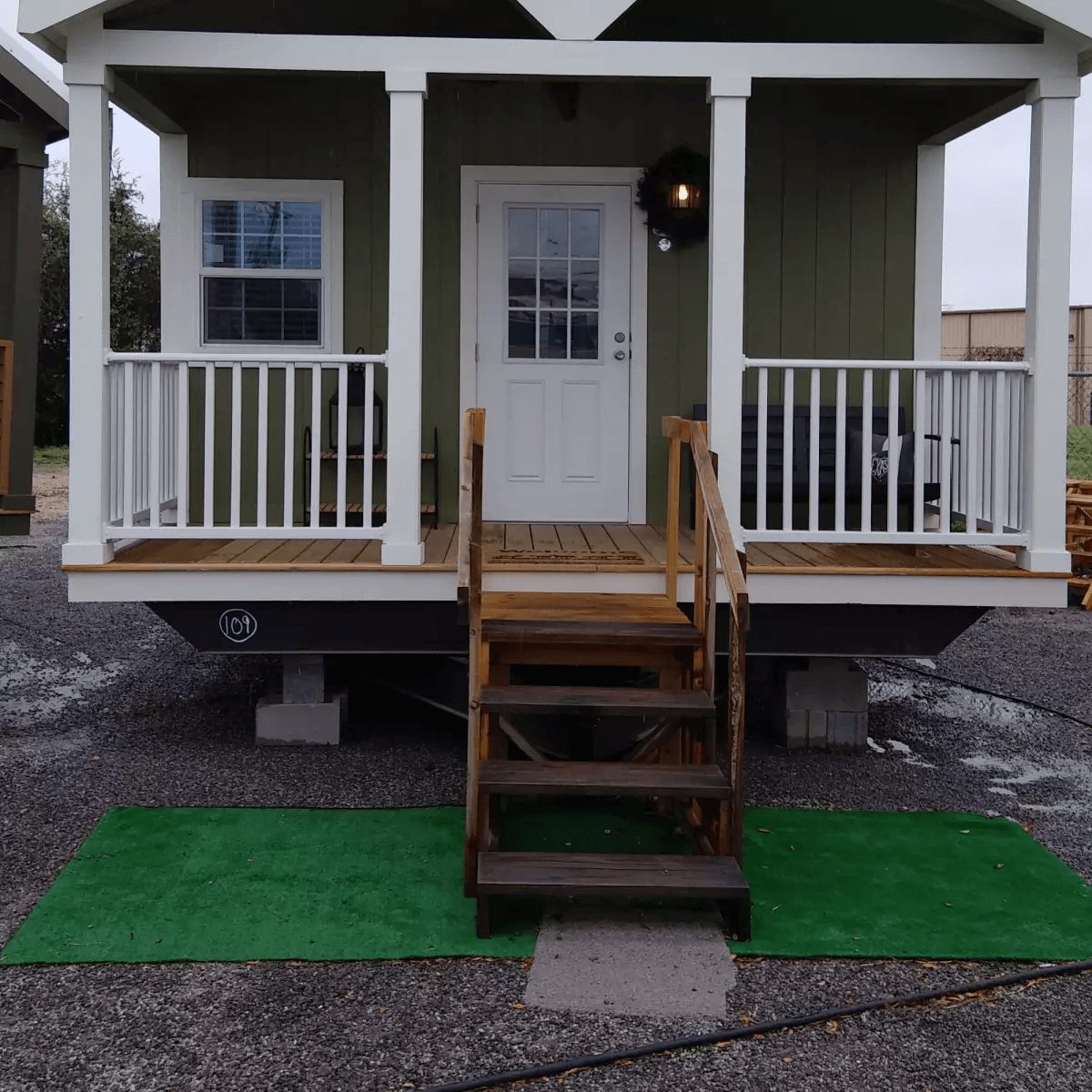 The Ranch Tiny Houses For Sale Mansfield Texas Tiny