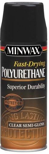 Minwax 33055 Fast Drying Polyurethane Aerosol Semi Gloss Finish Minwax Http Www Amazon Com Dp B000m2xxbo Ref Cm Sw R Pi Minwax Fast Drying Gloss Spray Paint
