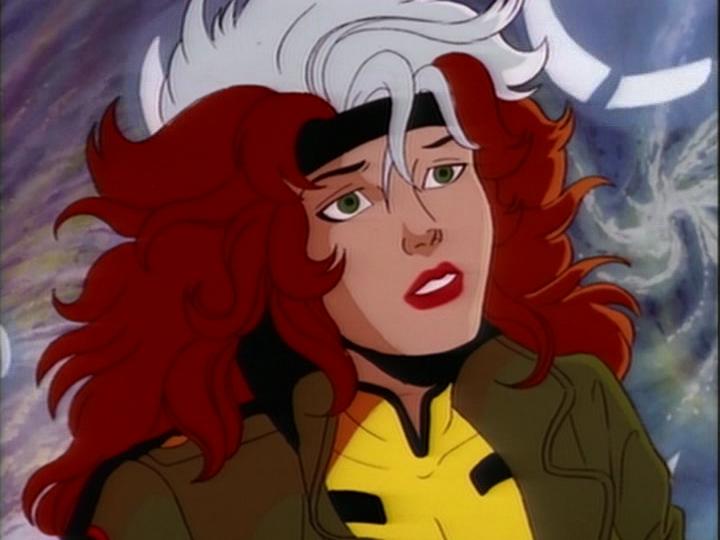 X Men Cartoon Series 90s Cartoon Characters Female Cartoon Characters Marvel Rogue