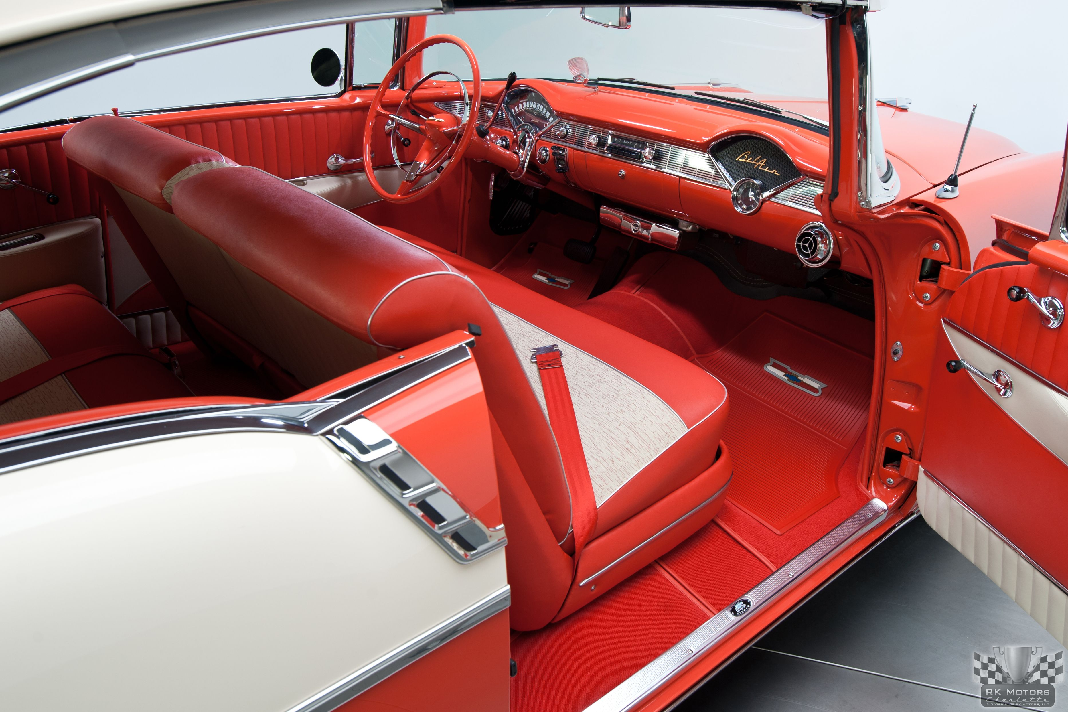 1956 bel air for sale submited images - 1956 Chevrolet Bel Air Interior