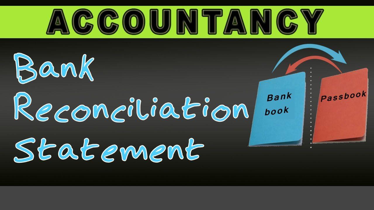 Bank Reconciliation Statement  Brs  Videos    Banks