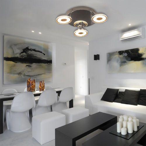 18W LED Deckenleuchte Wohnzimmer Lampe Deckenlampe Esszimmer