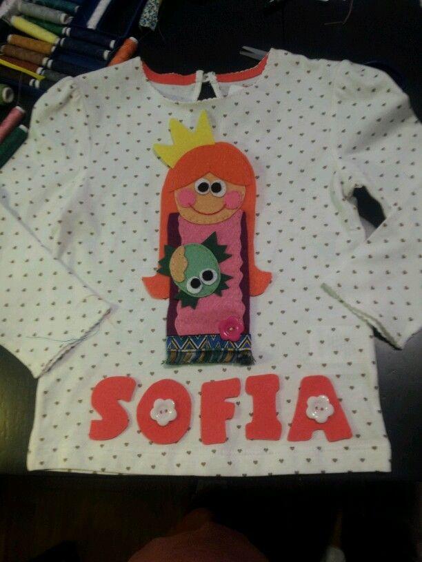 by LaIchi: princesita para Sofia