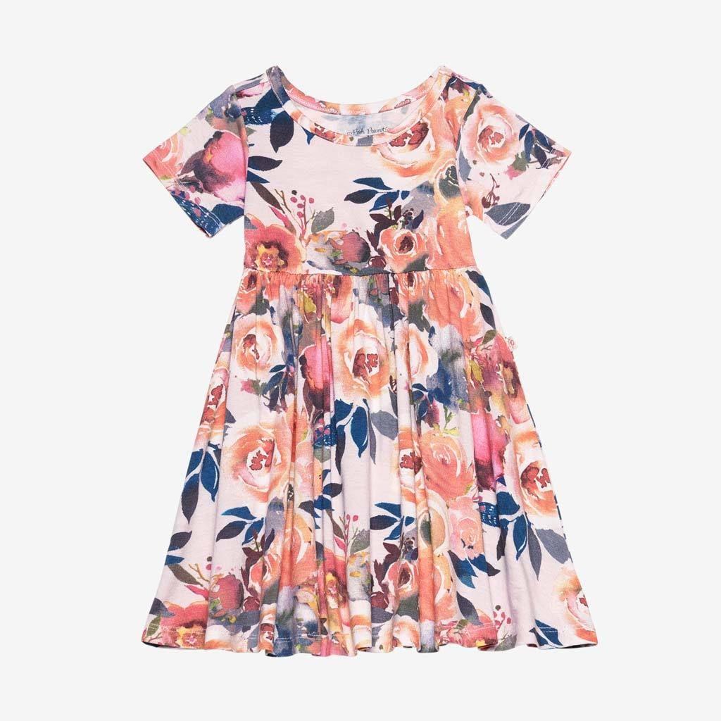 Dusk Rose Twirl Dress 3t Dusty Rose Twirl Dress Kids Summer Dresses Toddler Girl Dresses [ 1024 x 1024 Pixel ]