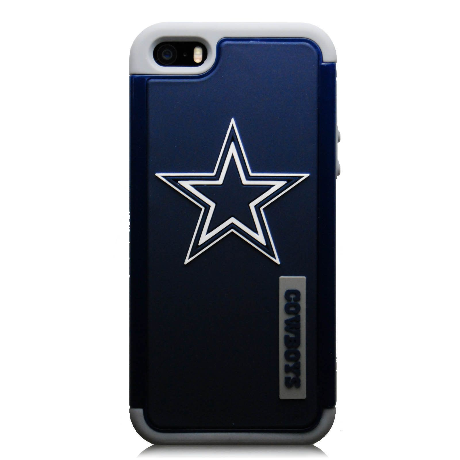 Dallas Cowboys iPhone 5/5S Hybrid Case