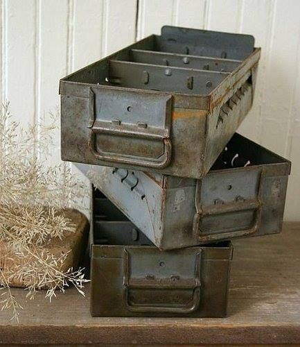 Many Fun Things To Do With These Objet Decoration Rangement Metal Deco Vintage