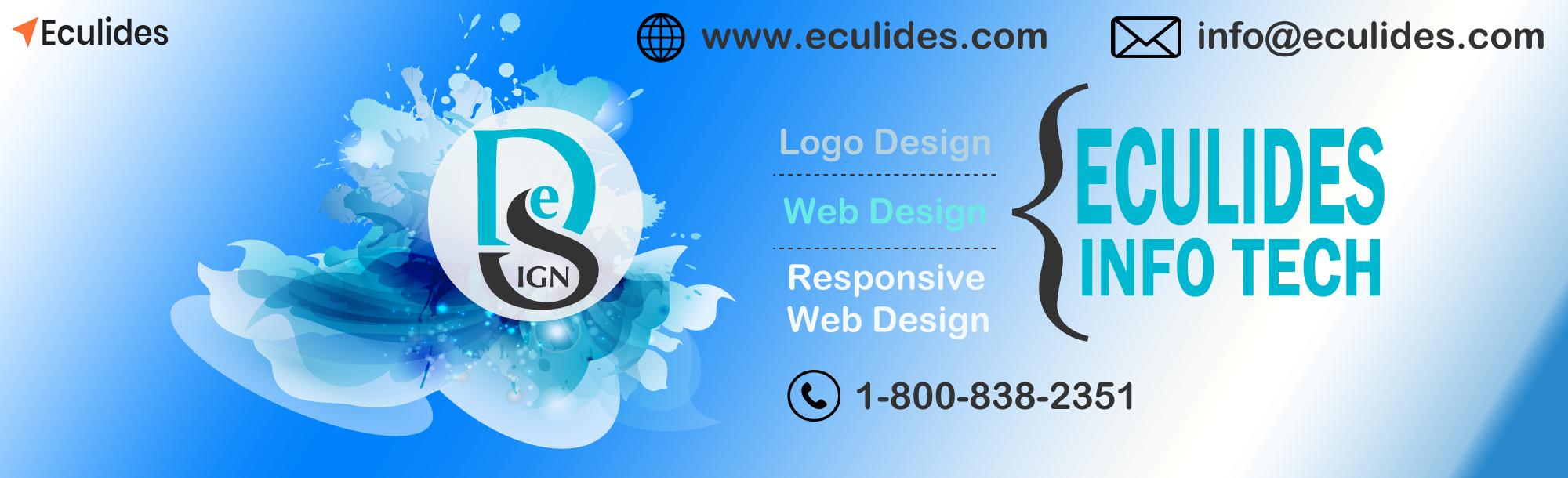 Eculide Infotech Is Best Web Design Company In Usa Which Provides Logodesign Websitedesign Webdesign Web Design Web Design Company Web Development Design