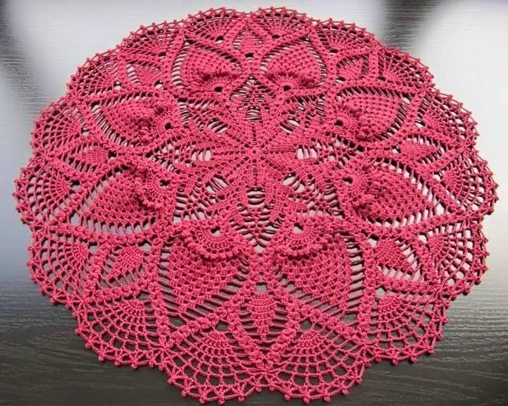 Pin de Josimeri Fernandes en Crochê | Pinterest | Carpeta, Patrón de ...