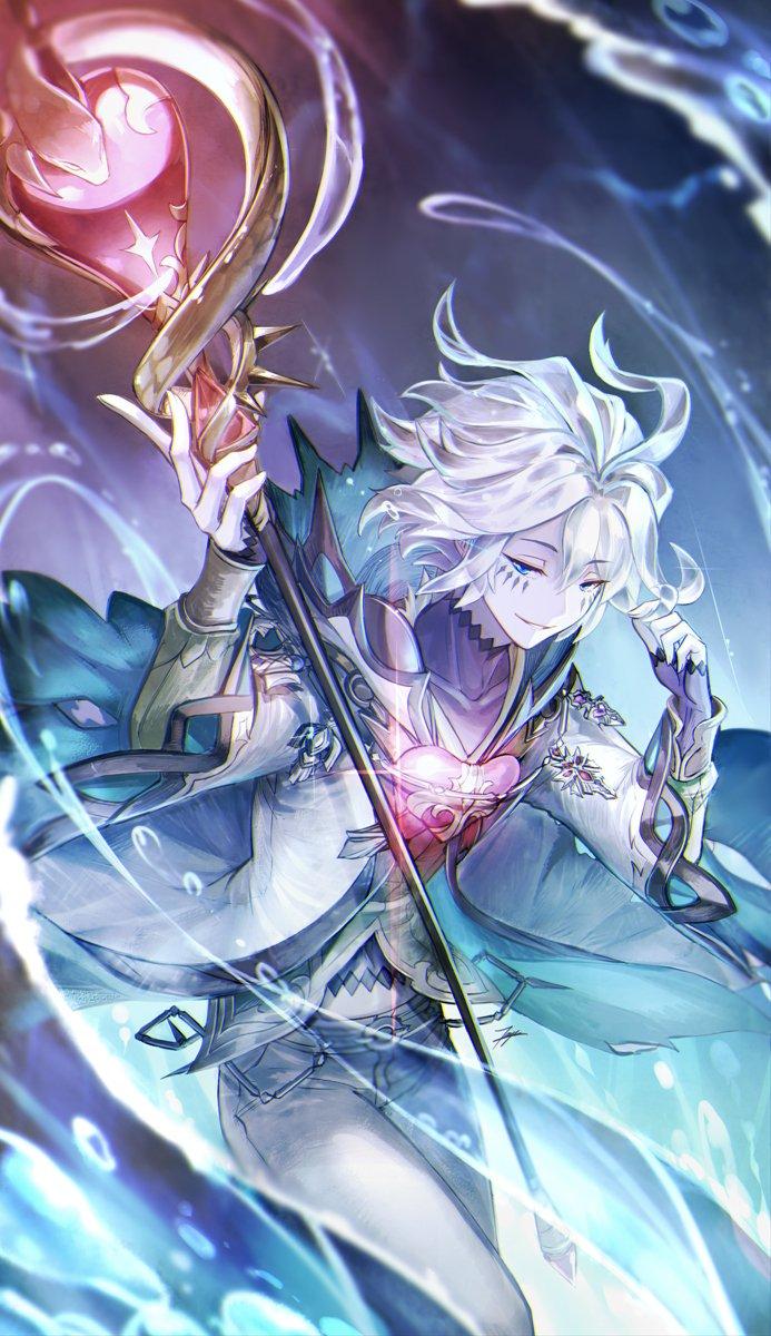 pin by illusion9431 on monster strike anime art fantasy anime scenery wallpaper sword art online wallpaper
