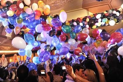 Balloon Drop at a Party I am interested to know more about balloon