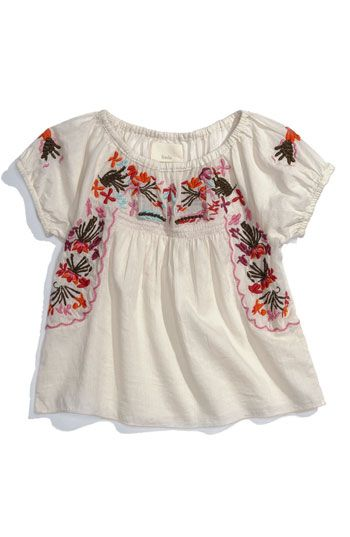340c9f3cf4c82f mexican embroidered tops Mexican Fashion