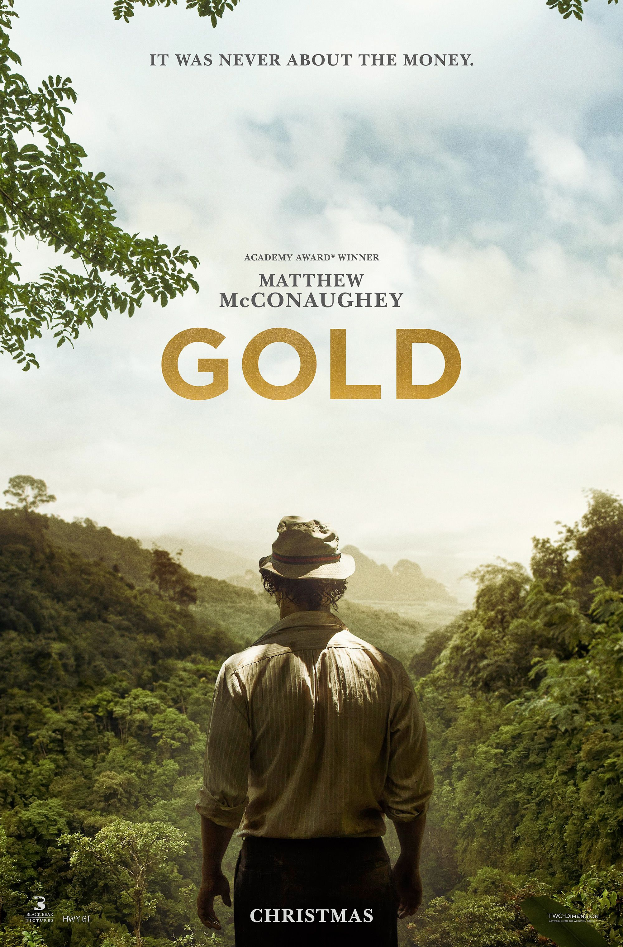 GOLD: the new Matthew McCONAUGHEY | To Watch List | Pinterest ...