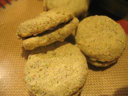 The Most Amazing Flourless Pistachio Cookies   Off The Broiler