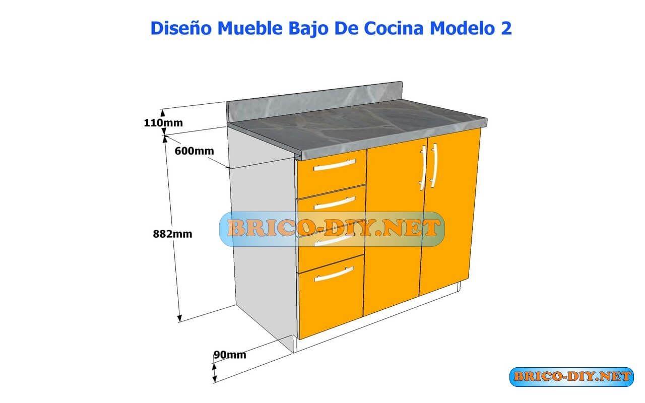 Bricolaje diy planos gratis como hacer muebles de melamina for Software para fabricar muebles de melamina
