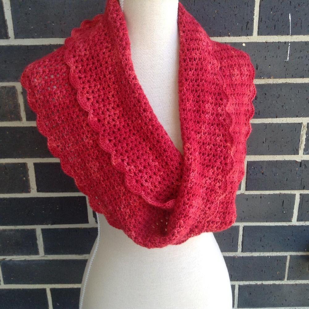 Merriwa Moebius Cowl Crochet pattern by Sharon Boswell | Knitting ...