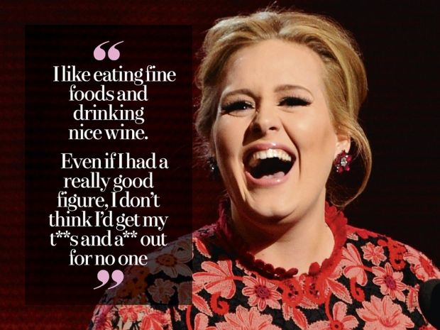 Best Adele Quotes Her Funniest *Ever* Lines Adele