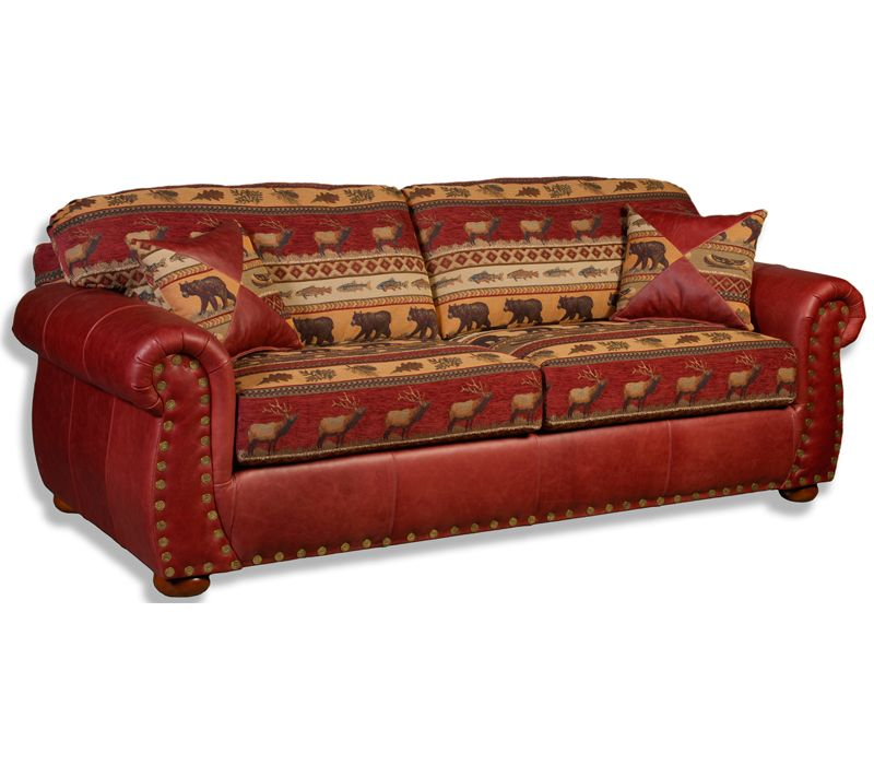 Rustic Western Couches | Details Quick View | Furniture | Pinterest | Sofa  Sleeper And Westerns