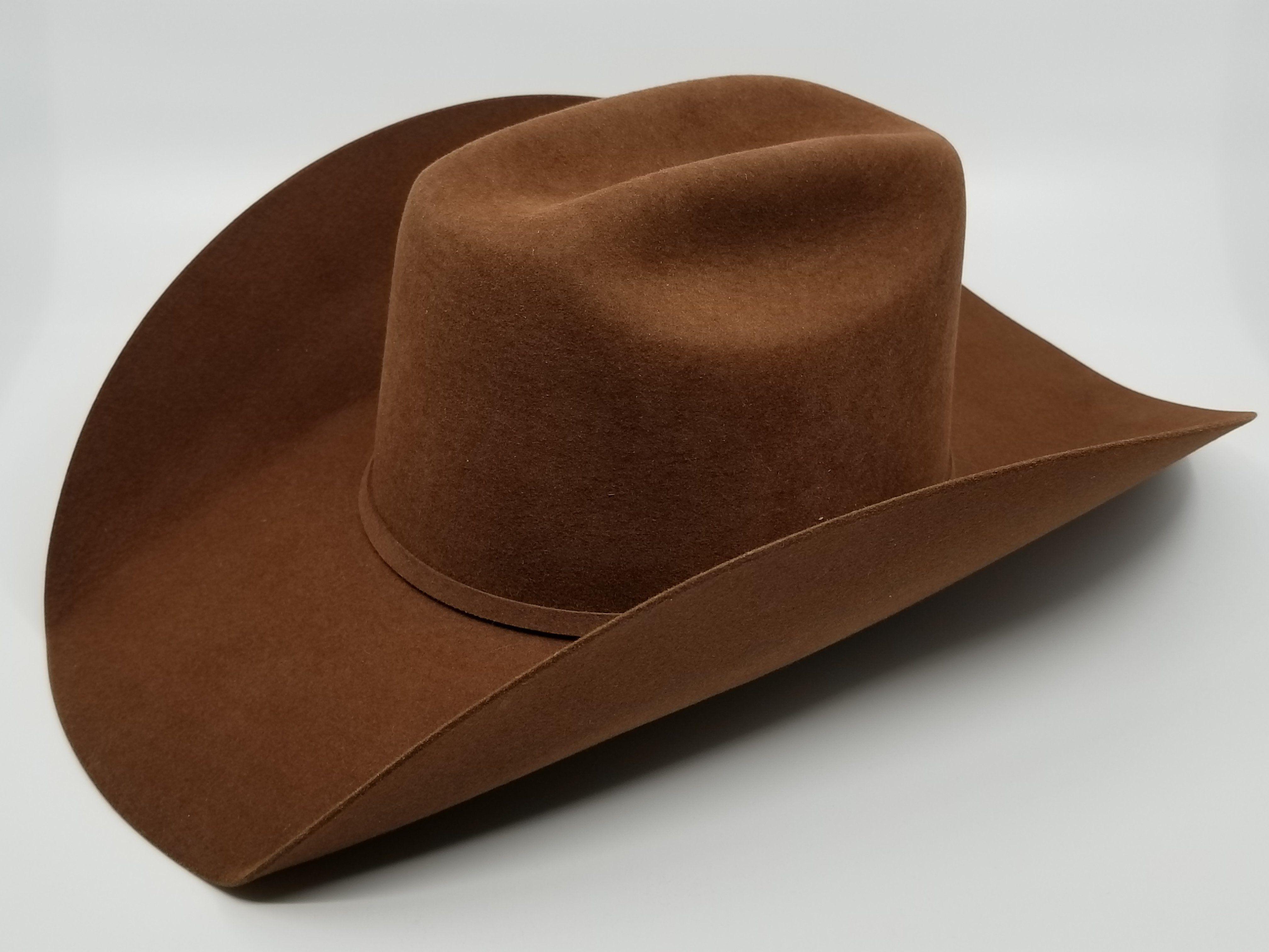 Atwood Felt Winchester Rust Felt Cowboy Hats Cowboy Hats Rodeo King Hats