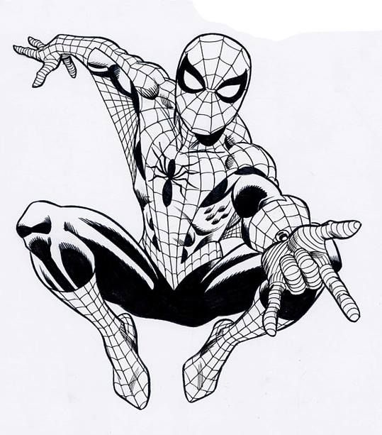Pin By Kevin Nichols On Ideas Of Mine Spiderman Drawing Spiderman Art Sketch Spiderman Art