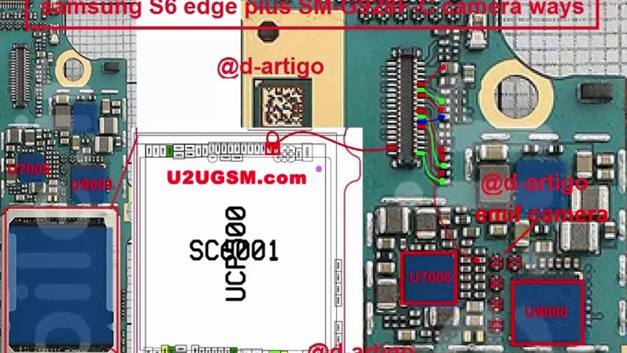 Samsung Galaxy S6 Edge Plus Camera Not Working Problem Solution Jumper W Celulares