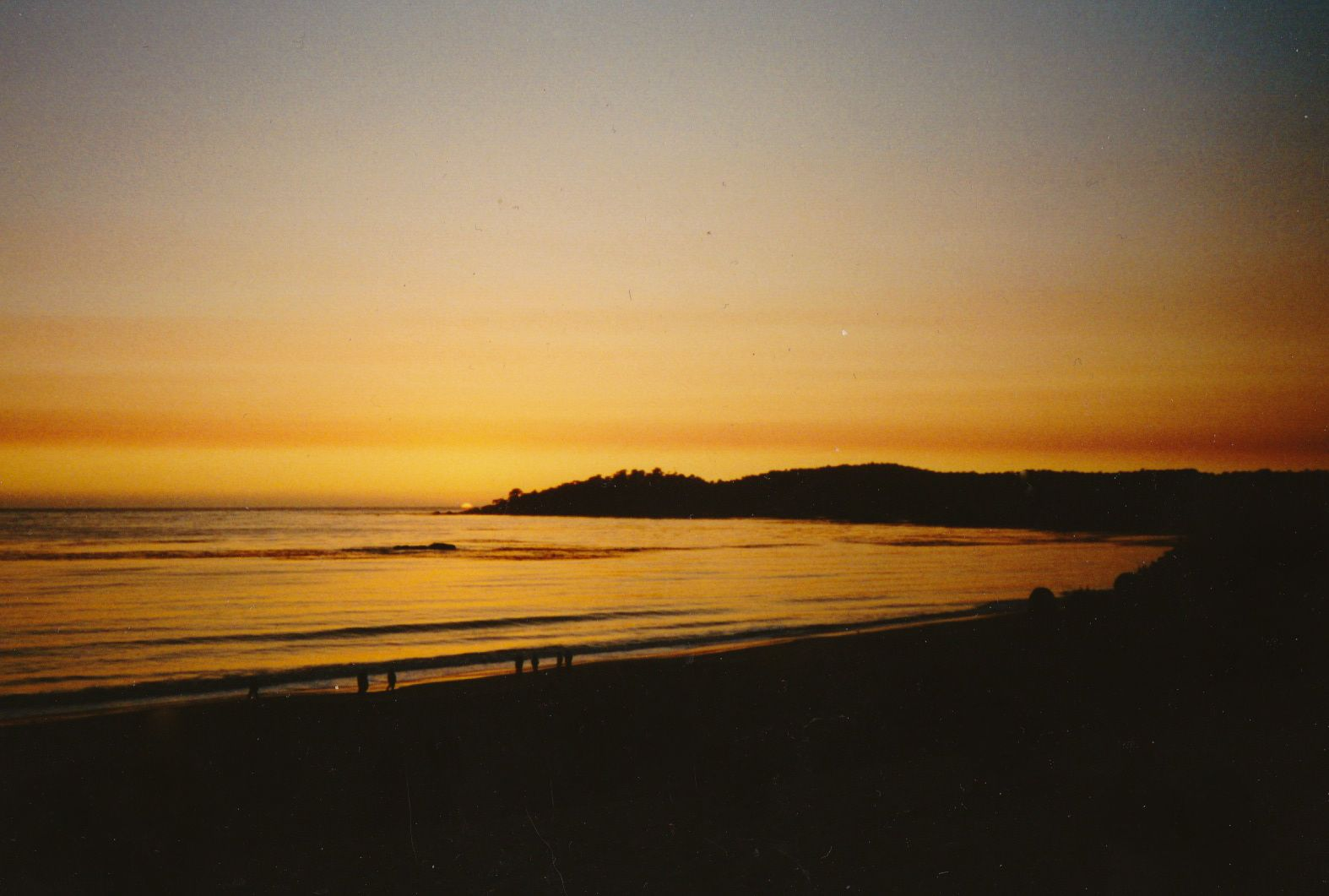 Carmel ca sunset sunset nature inspiration favorite