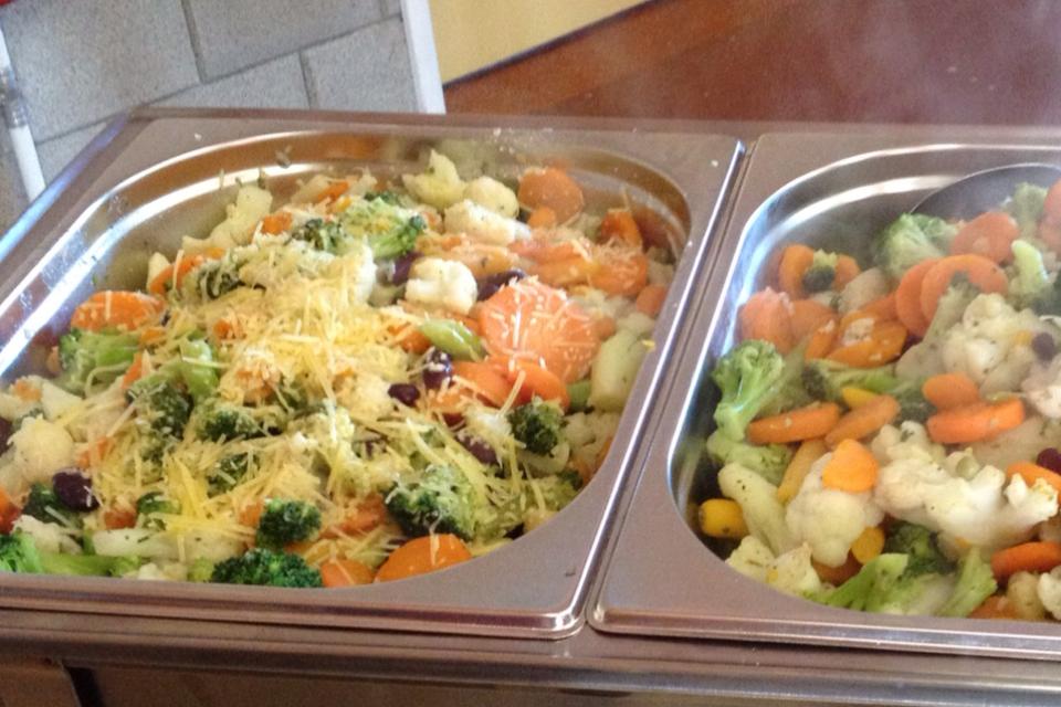 gemengde groentes